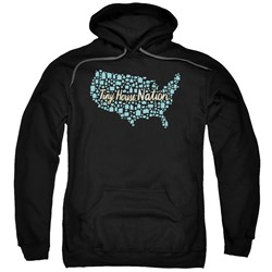 Tiny House Nation - Mens Nation Of Houses Pullover Hoodie