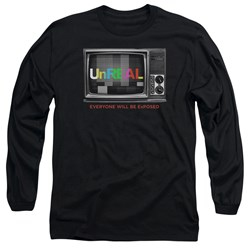 Unreal - Mens Static Long Sleeve T-Shirt