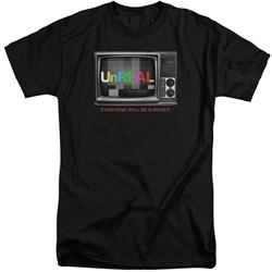 Unreal - Mens Static Tall T-Shirt