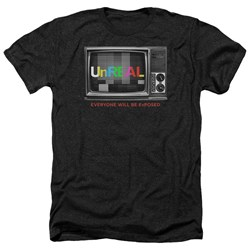 Unreal - Mens Static Heather T-Shirt