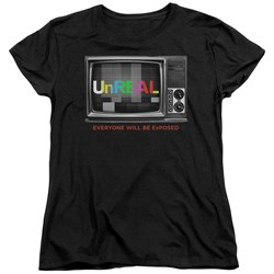Unreal - Womens Static T-Shirt
