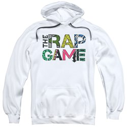 The Rap Game - Mens The Rap Game Logo Pullover Hoodie