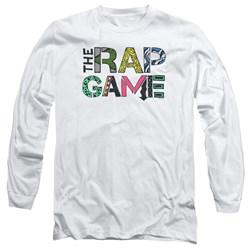 The Rap Game - Mens The Rap Game Logo Long Sleeve T-Shirt