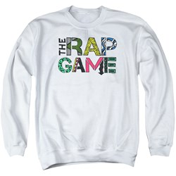 The Rap Game - Mens The Rap Game Logo Sweater