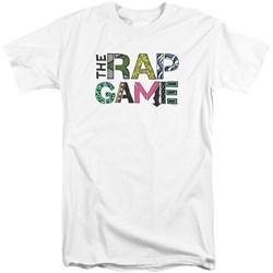 The Rap Game - Mens The Rap Game Logo Tall T-Shirt