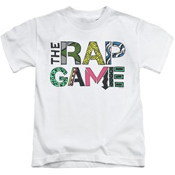 The Rap Game - Youth The Rap Game Logo T-Shirt