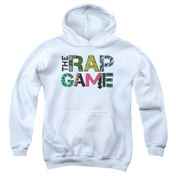 The Rap Game - Youth The Rap Game Logo Pullover Hoodie