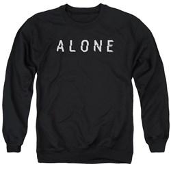Alone - Mens Alone Logo Sweater
