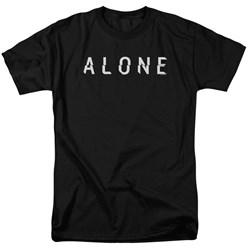 Alone - Mens Alone Logo T-Shirt