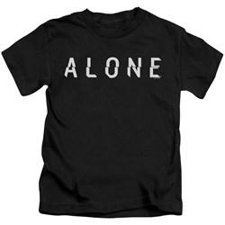 Alone - Youth Alone Logo T-Shirt