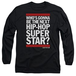The Rap Game - Mens Next Hip Hop Superstar Long Sleeve T-Shirt