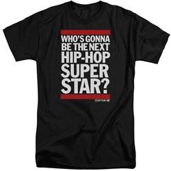 The Rap Game - Mens Next Hip Hop Superstar Tall T-Shirt