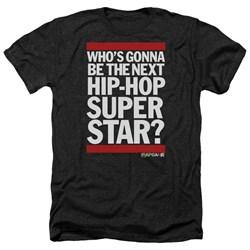 The Rap Game - Mens Next Hip Hop Superstar Heather T-Shirt