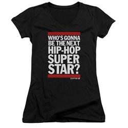 The Rap Game - Juniors Next Hip Hop Superstar V-Neck T-Shirt