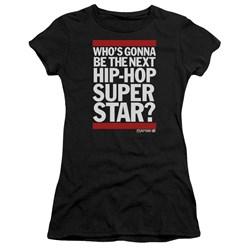 The Rap Game - Juniors Next Hip Hop Superstar Premium Bella T-Shirt