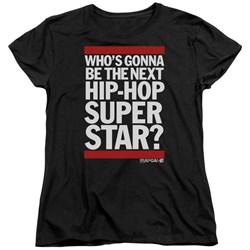 The Rap Game - Womens Next Hip Hop Superstar T-Shirt