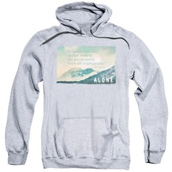 Alone - Mens Consequences Pullover Hoodie