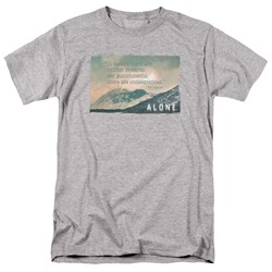 Alone - Mens Consequences T-Shirt