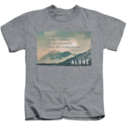 Alone - Youth Consequences T-Shirt
