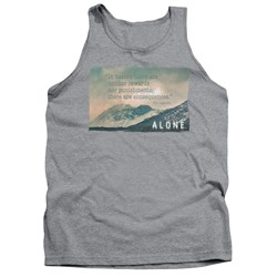 Alone - Mens Consequences Tank Top