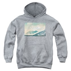 Alone - Youth Consequences Pullover Hoodie
