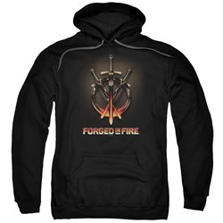 Forged In Fire - Mens Swords Pullover Hoodie