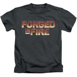 Forged In Fire - Youth Forged In Fire Logo T-Shirt
