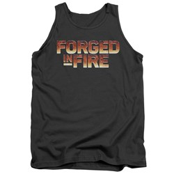 Forged In Fire - Mens Forged In Fire Logo Tank Top