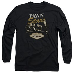 Pawn Stars - Mens Let It Roll Long Sleeve T-Shirt
