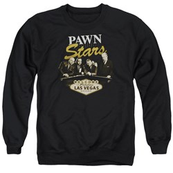 Pawn Stars - Mens Let It Roll Sweater