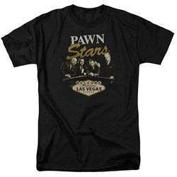 Pawn Stars - Mens Let It Roll T-Shirt
