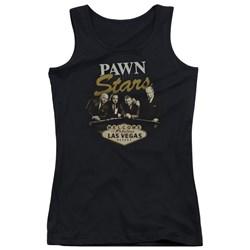 Pawn Stars - Juniors Let It Roll Tank Top