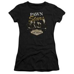 Pawn Stars - Juniors Let It Roll Premium Bella T-Shirt
