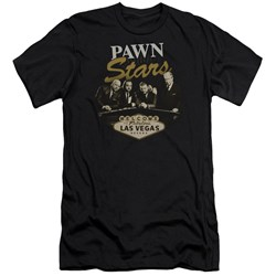 Pawn Stars - Mens Let It Roll Premium Slim Fit T-Shirt