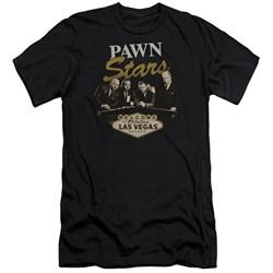 Pawn Stars - Mens Let It Roll Slim Fit T-Shirt