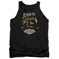 Pawn Stars - Mens Let It Roll Tank Top