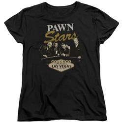 Pawn Stars - Womens Let It Roll T-Shirt