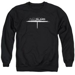 The Curse Of Oak Island - Mens Tunnel Logo Sweater