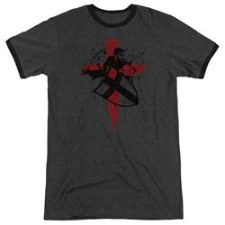 Knightfall - Mens Landry Ringer T-Shirt