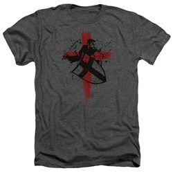 Knightfall - Mens Landry Heather T-Shirt