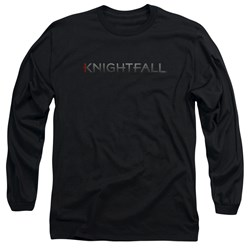 Knightfall - Mens Logo Long Sleeve T-Shirt