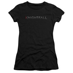 Knightfall - Juniors Logo Premium Bella T-Shirt