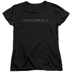 Knightfall - Womens Logo T-Shirt