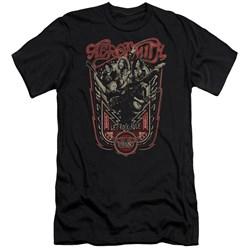 Aerosmith - Mens Let Rock Rule Premium Slim Fit T-Shirt