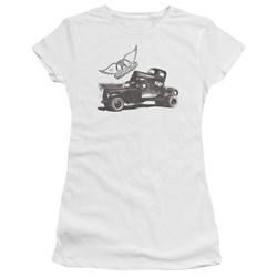 Aerosmith - Juniors Pump Premium Bella T-Shirt