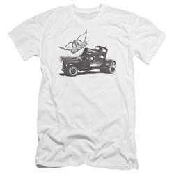 Aerosmith - Mens Pump Premium Slim Fit T-Shirt