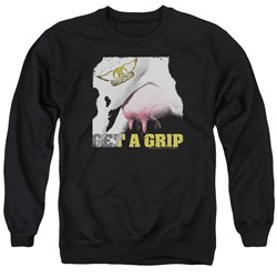 Aerosmith - Mens Gripped Sweater