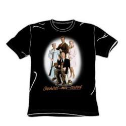 Beverly Hillbillies/Sophistimacated - Junior Black S/S T-Shirt For Boys