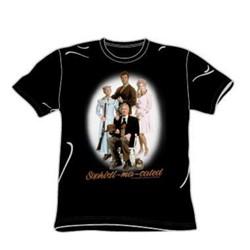 Beverly Hillbillies/Sophistimacated - Junior Black S/S T-Shirt For Boys