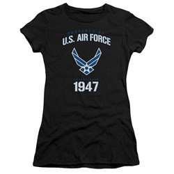 Air Force - Juniors Property Of Premium Bella T-Shirt